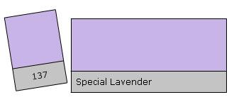 Lee Colour Filter 137 Sp. Lavender