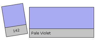 Lee Colour Filter 142 Pale Violet
