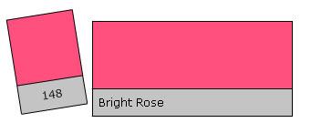 Lee Colour Filter 148 Bright Rose