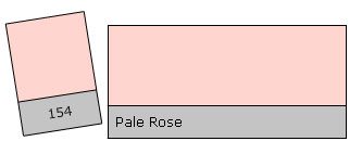 Lee Colour Filter 154 Pale Rose