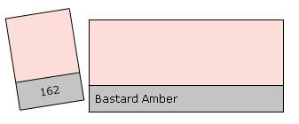 Lee Colour Filter 162 Bast. Amber