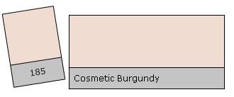 Lee Colour Filter 185 Cosm. Burgun