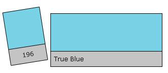Lee Colour Filter 196 True Blue