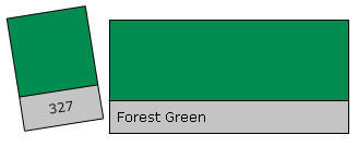 Lee Colour Filter 327 Forest Green