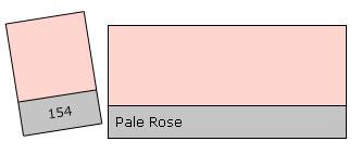 Lee Filter Roll 154 Pale Rose
