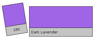 Lee Filter Roll 180 Dark Lavender