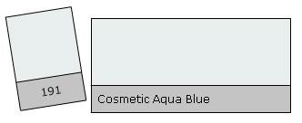 Lee Filter Roll 191 Cosm.Aqua Blue