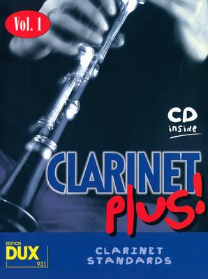 Edition Dux Clarinet Plus Vol.1