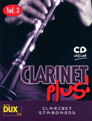 Edition Dux Clarinet Plus Vol. 3