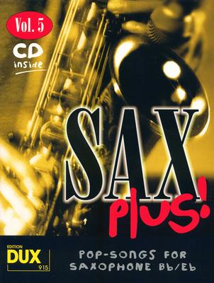 Edition Dux Sax Plus Vol. 5 (Bb/Eb)