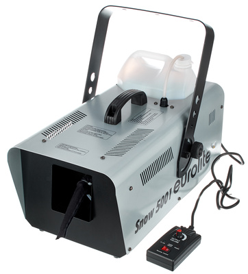Eurolite Snow Machine 5001 B-Stock