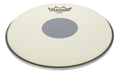 "Remo 13"" Emperor X Coated Dot"
