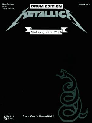 Hal Leonard Metallica Black Album (DR)