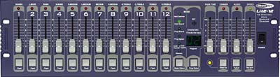 Showtec Lite 12 Controller DMX B-Stock