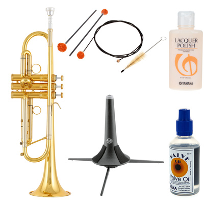 Kühnl & Hoyer Fantastic Bb-Trumpet Bundle
