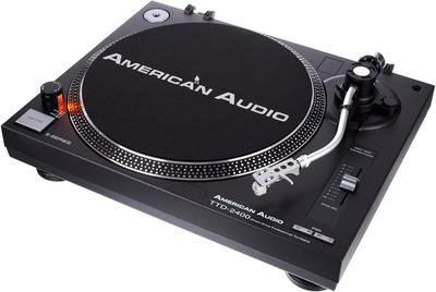 American Audio TTD 2400 B-Stock