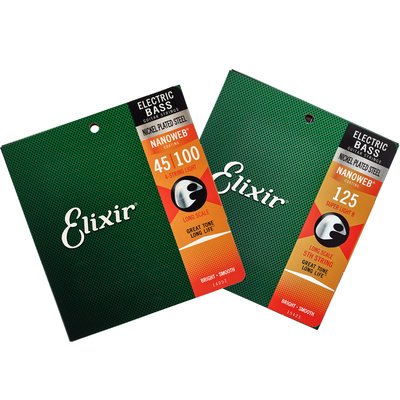Elixir 45-125 5-string Set