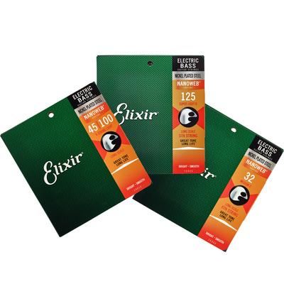 Elixir 032-125 6 String Set