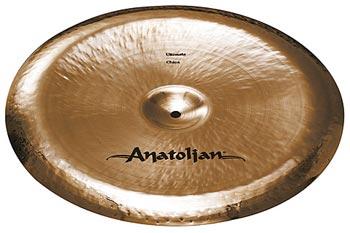 """Anatolian 22"""" Swish Ultimate Series"""