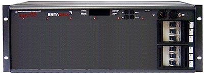 Zero 88 Betapak 3 DMX Installation