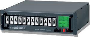 MA Lighting Digital Dimmer 12x3,7 kVA FI