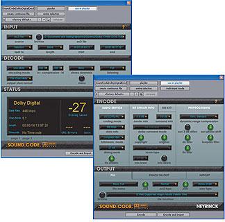 Neyrinck Sound Code II