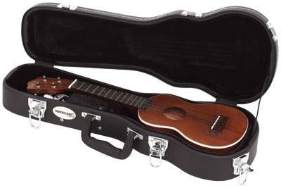 Rockcase Ukulele Standard Case RC10650B