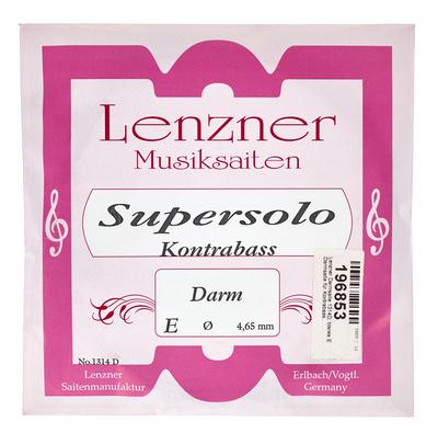 Lenzner Gut E String 1314D