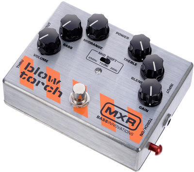 MXR M181 Bass Blowtorch B-Stock