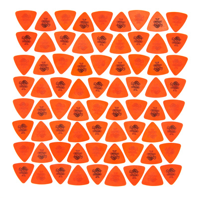 Dunlop Tortex Triangle 0,60 6 Pack