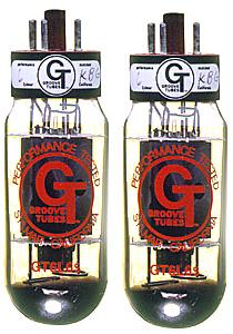 Groove Tubes 6L6S Duett