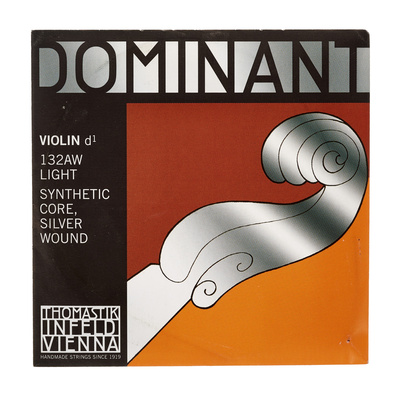 Thomastik Dominant D Violin 1/8 medium