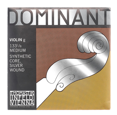 Thomastik Dominant G Violin 1/8 medium