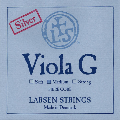 Larsen Viola Single String G Medium