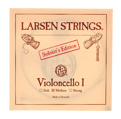 Larsen Cello String D Soloist Soft