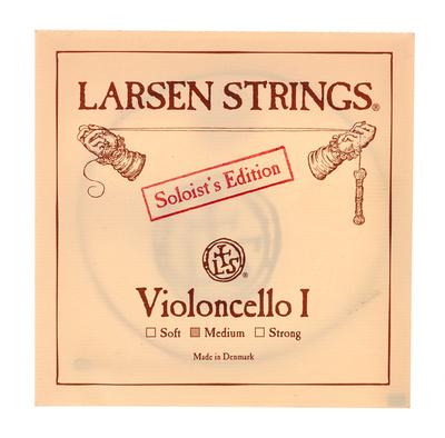 Larsen Cello String G Soloist Strong