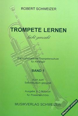 Musikverlag Schweizer C-Trompete Lernen 1