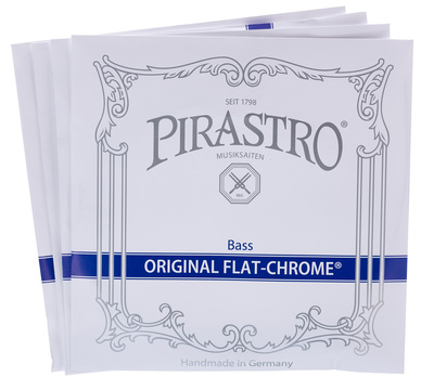 Pirastro Original Flat Chrome H5