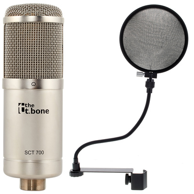 the t.bone SCT700 + Popkiller