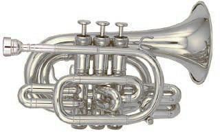 Kanstul CCT 905 S Bb- Pocket Trumpet