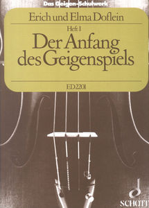 Schott Geigenschulwerk 1