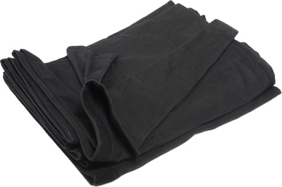 Stairville Platform Skirt 2.0 x 1,1m BK