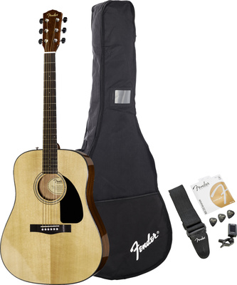 Fender Acoustic Pack CD-60 NA