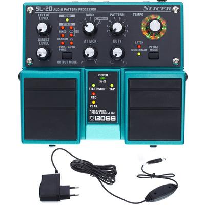 Boss SL-20 Power-Set
