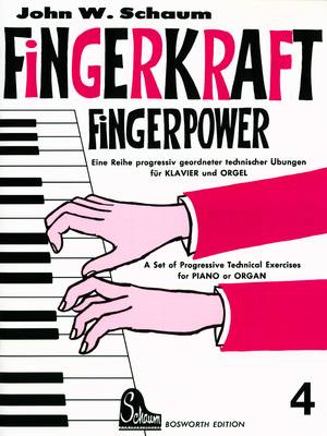 Bosworth Fingerkraft 4