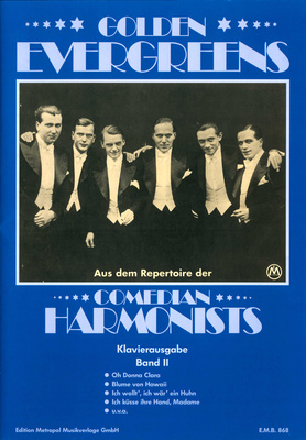 Edition Metropol Comedian Harmonists Vol.2