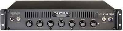 "Mesa Boogie M6 Carbine Head 19"" B-Stock"