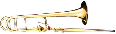S.E. Shires 2 YM Bb-/F- Tenor Trombone