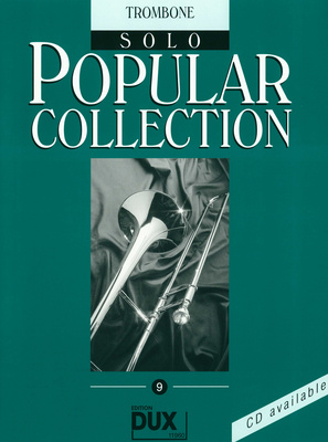 Edition Dux Popular Collection 9 (Tromb)