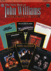 Alfred Publishing Best Of John Williams Flute